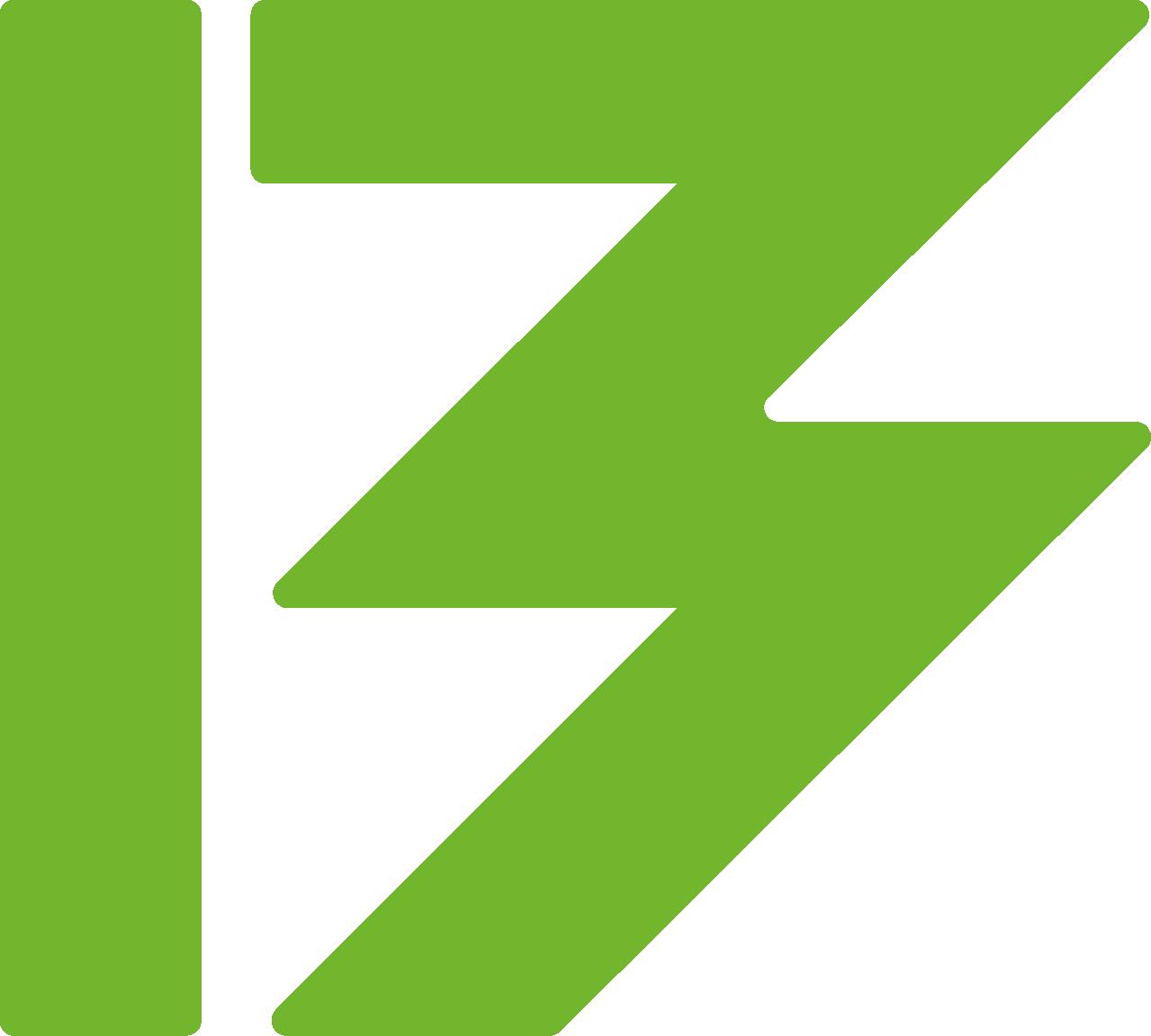 Lezecká stěna Třináctka Logo